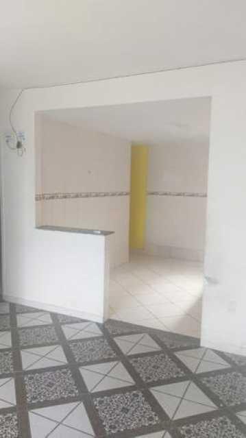 363015025390235 - Casa de Vila 3 quartos à venda Curicica, Rio de Janeiro - R$ 300.000 - SVCV30017 - 1