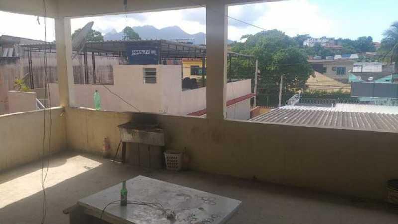364015027385368 - Casa de Vila 3 quartos à venda Curicica, Rio de Janeiro - R$ 300.000 - SVCV30017 - 3