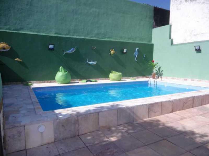 1 - Casa 3 quartos à venda Pechincha, Rio de Janeiro - R$ 640.000 - SVCA30029 - 1