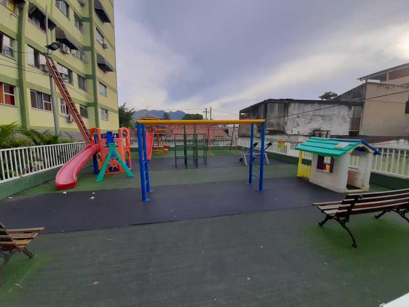 22 - Apartamento 2 quartos à venda Realengo, Rio de Janeiro - R$ 239.000 - SVAP20380 - 23