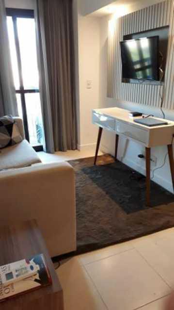4 - Flat 1 quarto à venda Jacarepaguá, Rio de Janeiro - R$ 245.000 - SVFL10005 - 5