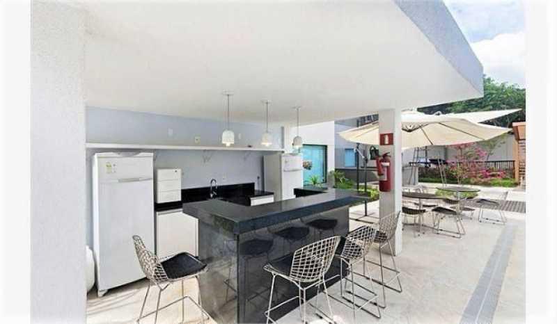6 - Flat 1 quarto à venda Jacarepaguá, Rio de Janeiro - R$ 245.000 - SVFL10005 - 7