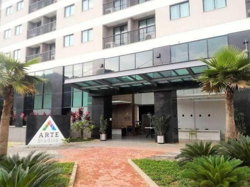 9 - Flat 1 quarto à venda Jacarepaguá, Rio de Janeiro - R$ 245.000 - SVFL10005 - 10