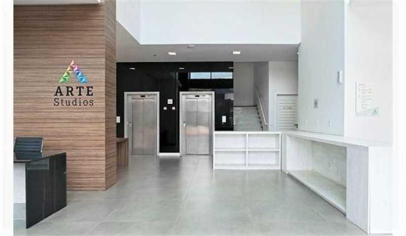 12 - Flat 1 quarto à venda Jacarepaguá, Rio de Janeiro - R$ 245.000 - SVFL10005 - 13