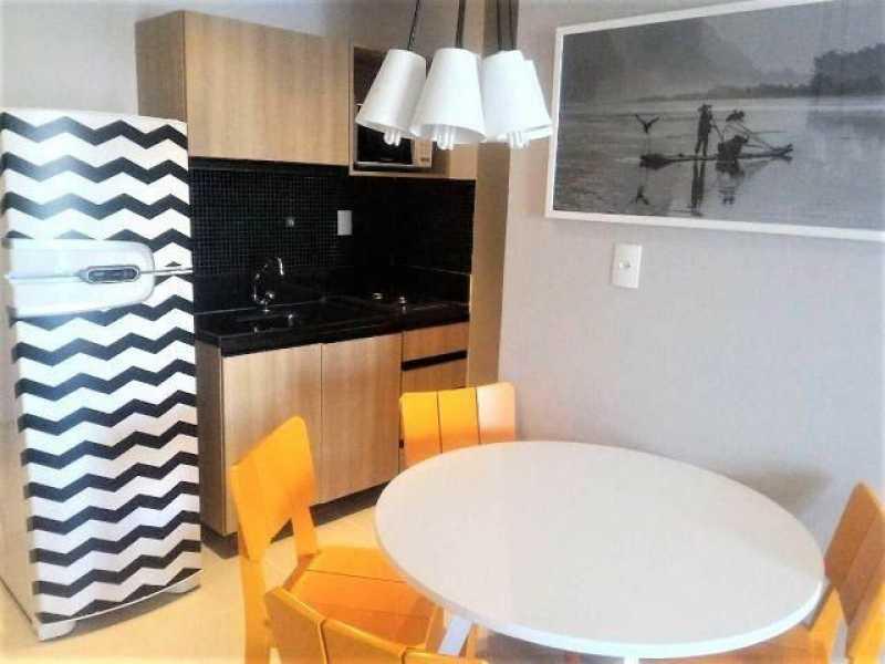 13 - Flat 1 quarto à venda Jacarepaguá, Rio de Janeiro - R$ 245.000 - SVFL10005 - 14