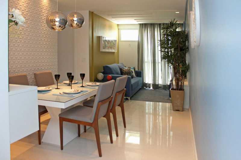 1 - Apartamento 2 quartos à venda Praça Seca, Rio de Janeiro - R$ 229.900 - SVAP20381 - 1