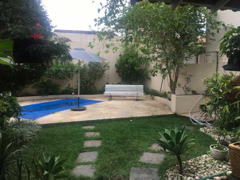 1 - Casa em Condomínio 4 quartos à venda Barra da Tijuca, Rio de Janeiro - R$ 1.985.000.000 - SVCN40068 - 1