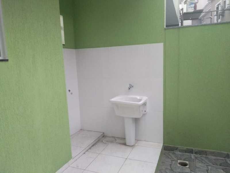 9 - Casa em Condomínio 2 quartos à venda Taquara, Rio de Janeiro - R$ 360.000 - SVCN20053 - 10