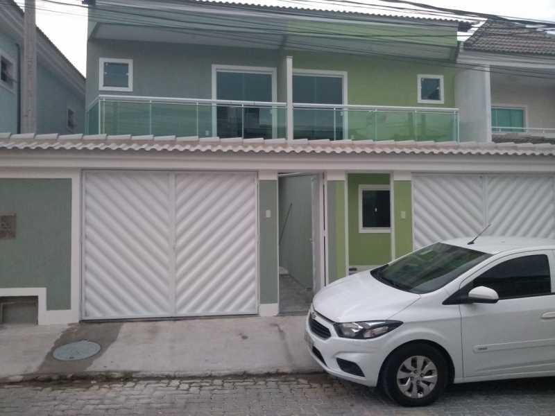 7 - Casa em Condomínio 2 quartos à venda Taquara, Rio de Janeiro - R$ 360.000 - SVCN20053 - 1