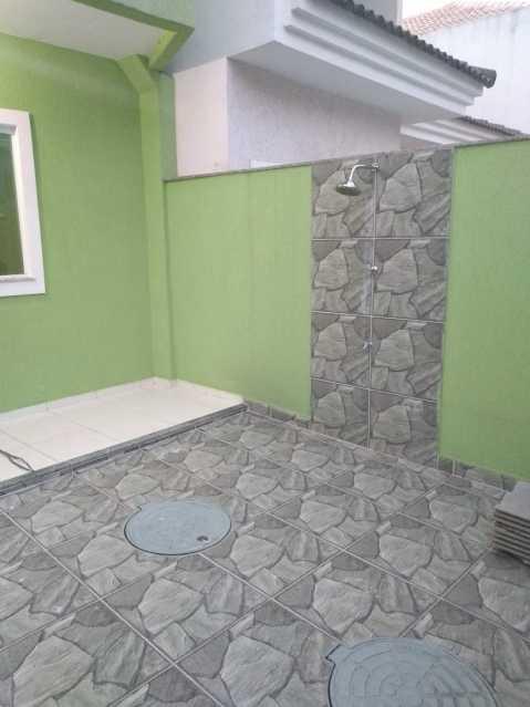 1 - Casa em Condomínio 2 quartos à venda Taquara, Rio de Janeiro - R$ 360.000 - SVCN20053 - 3