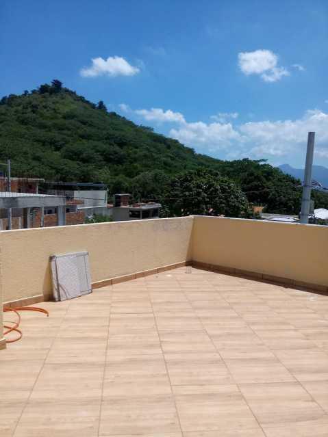2 - Casa em Condomínio 4 quartos à venda Anil, Rio de Janeiro - R$ 260.000 - SVCN40069 - 4