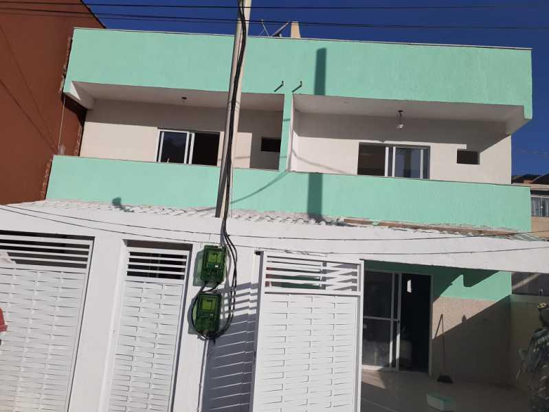 01 - Casa em Condomínio 4 quartos à venda Anil, Rio de Janeiro - R$ 260.000 - SVCN40069 - 1