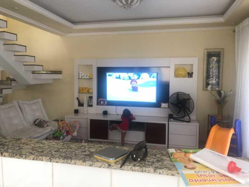 IMG_0467 - Casa 3 quartos à venda Curicica, Rio de Janeiro - R$ 849.900 - SVCA30032 - 9