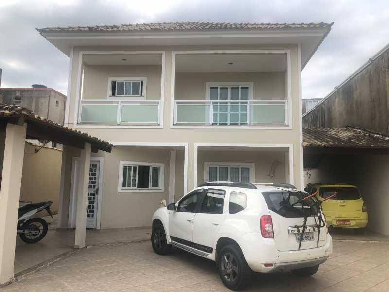 IMG_0480 - Casa 3 quartos à venda Curicica, Rio de Janeiro - R$ 849.900 - SVCA30032 - 1