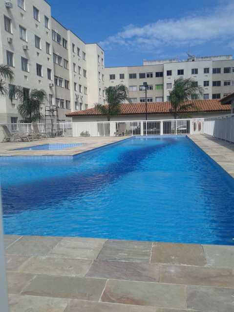 1 - Apartamento 2 quartos à venda Vargem Pequena, Rio de Janeiro - R$ 190.000 - SVAP20387 - 1