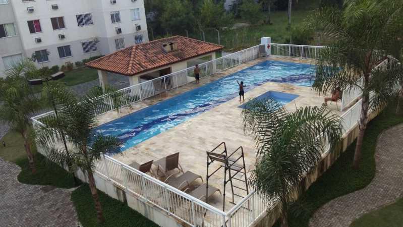 10 - Apartamento 2 quartos à venda Vargem Pequena, Rio de Janeiro - R$ 190.000 - SVAP20387 - 11