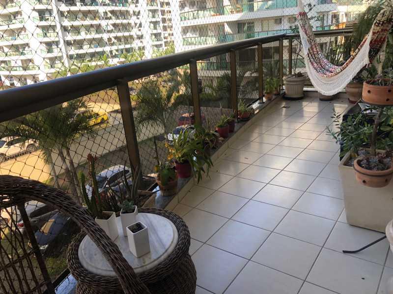 IMG_0577 - Apartamento 2 quartos à venda Recreio dos Bandeirantes, Rio de Janeiro - R$ 419.900 - SVAP20388 - 1