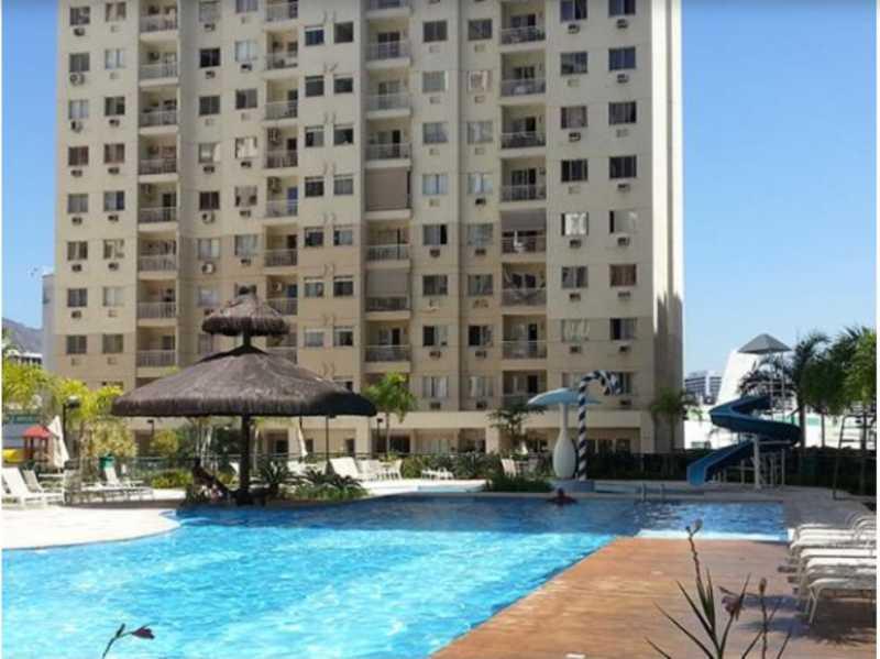 1 - Apartamento 2 quartos à venda Cachambi, Rio de Janeiro - R$ 305.000 - SVAP20390 - 1