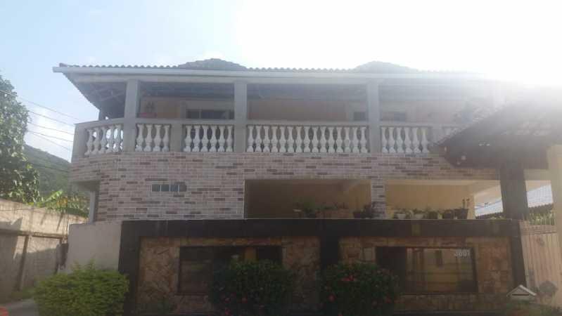 1 - Casa em Condomínio 4 quartos à venda Recreio dos Bandeirantes, Rio de Janeiro - R$ 850.000 - SVCN40071 - 1
