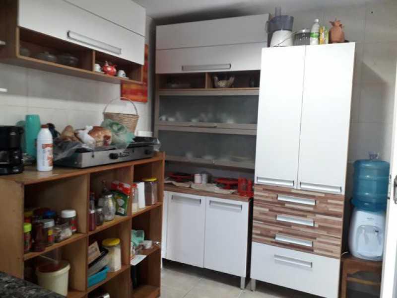 23 - Casa em Condomínio 4 quartos à venda Recreio dos Bandeirantes, Rio de Janeiro - R$ 850.000 - SVCN40071 - 24