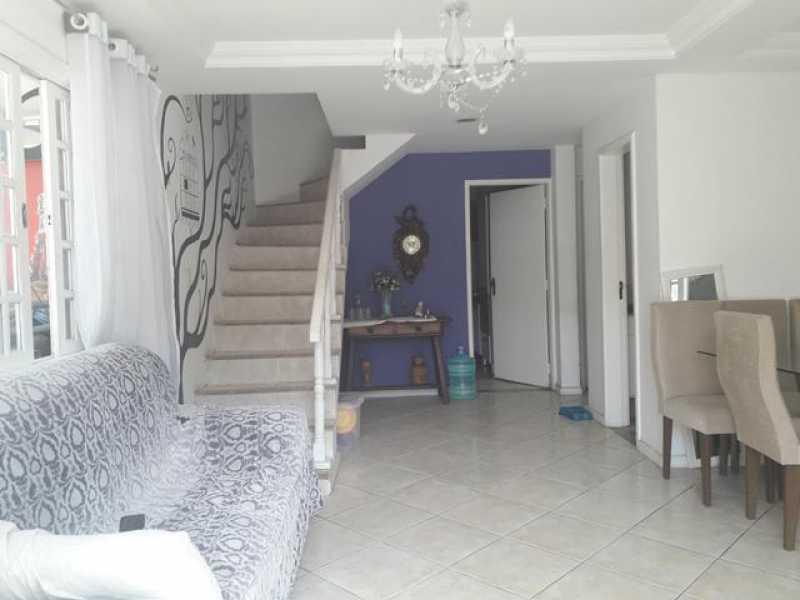 24 - Casa em Condomínio 4 quartos à venda Recreio dos Bandeirantes, Rio de Janeiro - R$ 850.000 - SVCN40071 - 25