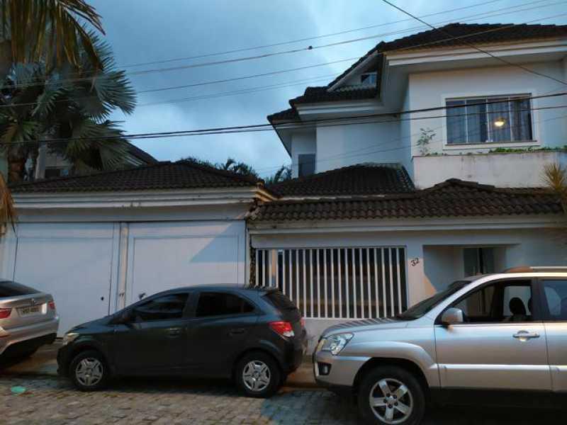 1 - Casa em Condomínio 3 quartos à venda Vargem Pequena, Rio de Janeiro - R$ 430.000 - SVCN30111 - 1