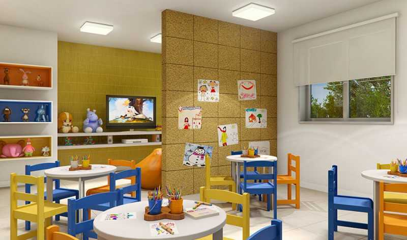 8 - Apartamento 2 quartos à venda Recreio dos Bandeirantes, Rio de Janeiro - R$ 300.000 - SVAP20392 - 9