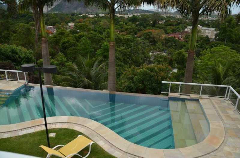 26 - Casa em Condomínio 4 quartos à venda Vargem Pequena, Rio de Janeiro - R$ 3.999.000 - SVCN40072 - 27