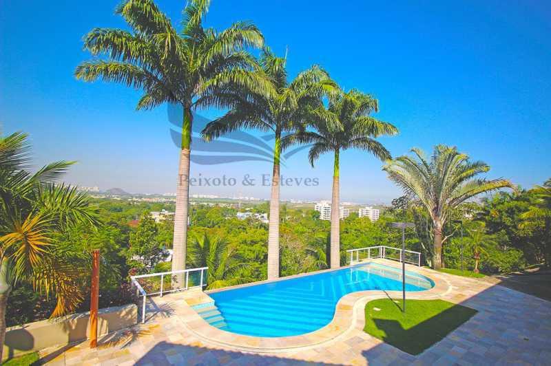 1 - Casa em Condomínio 4 quartos à venda Vargem Pequena, Rio de Janeiro - R$ 3.999.000 - SVCN40072 - 1