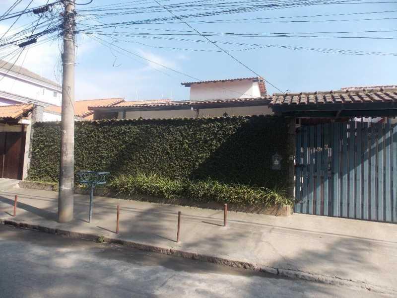 FOTO0 - Casa 4 quartos à venda Curicica, Rio de Janeiro - R$ 600.000 - SVCA40013 - 1