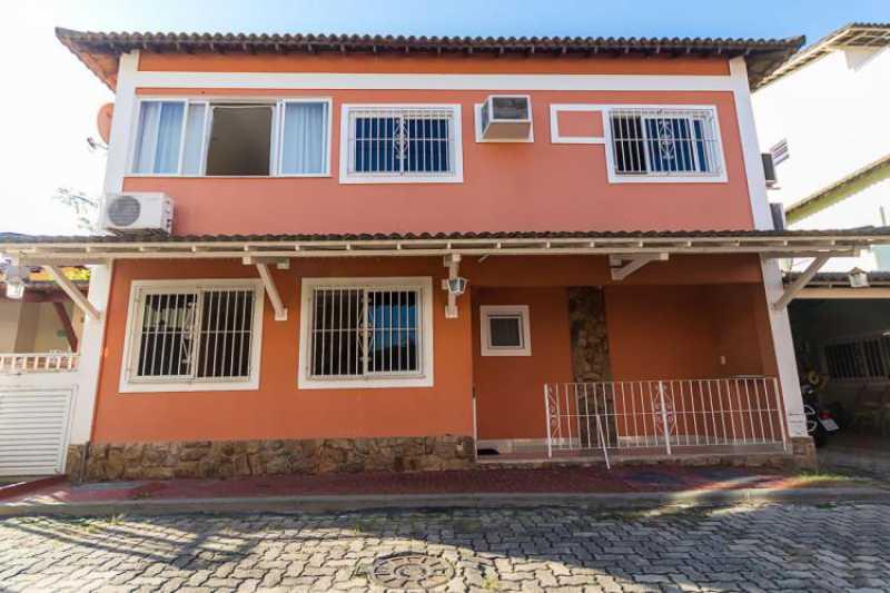 1 - Casa em Condomínio 3 quartos à venda Pechincha, Rio de Janeiro - R$ 558.900 - SVCN30115 - 1