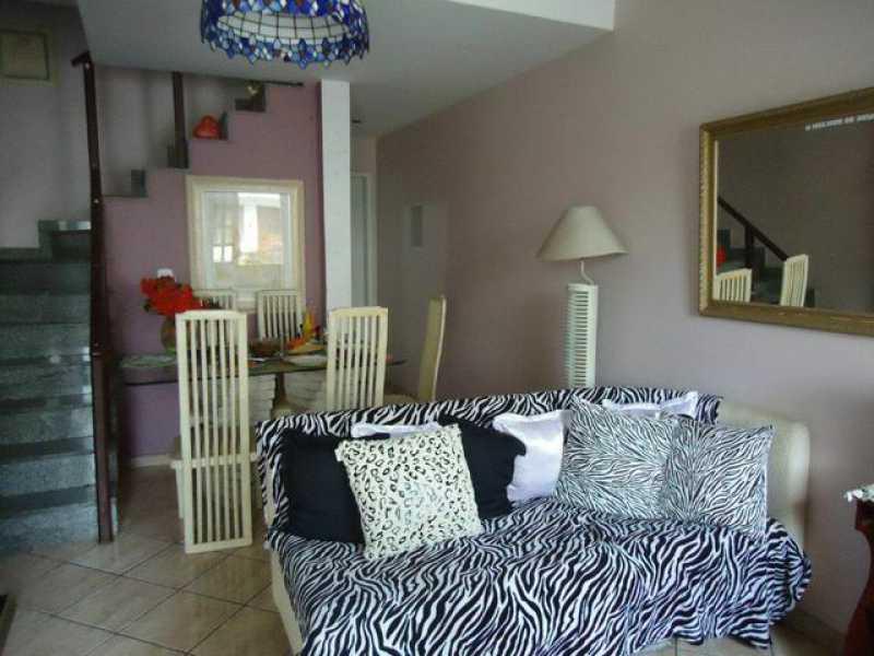 1 - Casa em Condomínio 2 quartos à venda Taquara, Rio de Janeiro - R$ 348.000 - SVCN20055 - 1