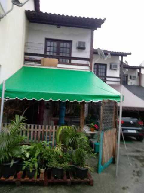 2 - Casa em Condomínio 2 quartos à venda Taquara, Rio de Janeiro - R$ 348.000 - SVCN20055 - 3