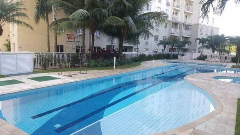 1 - Apartamento 2 quartos à venda Curicica, Rio de Janeiro - R$ 275.000 - SVAP20407 - 1