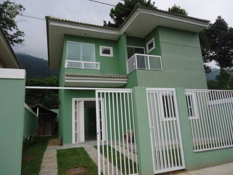 1 - Casa em Condomínio 3 quartos à venda Vargem Pequena, Rio de Janeiro - R$ 600.000 - SVCN30117 - 1