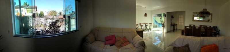 6 - Casa em Condomínio 3 quartos à venda Vargem Pequena, Rio de Janeiro - R$ 600.000 - SVCN30117 - 7