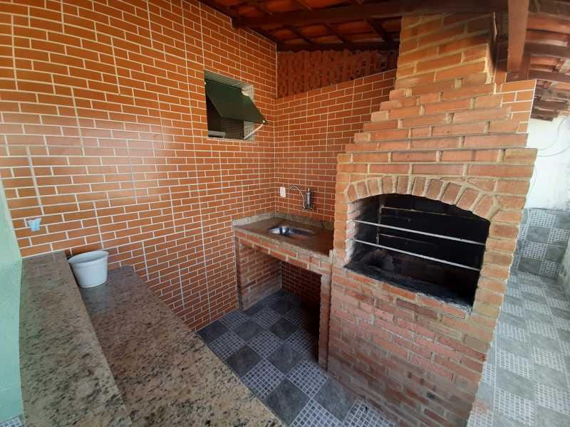 6 - Casa em Condomínio 2 quartos à venda Curicica, Rio de Janeiro - R$ 370.000 - SVCN20056 - 7