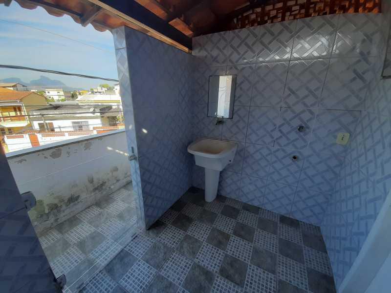 8 - Casa em Condomínio 2 quartos à venda Curicica, Rio de Janeiro - R$ 370.000 - SVCN20056 - 9