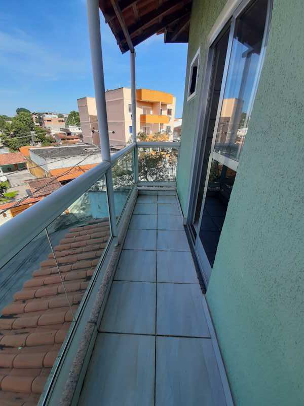 28 - Casa em Condomínio 2 quartos à venda Curicica, Rio de Janeiro - R$ 370.000 - SVCN20056 - 29