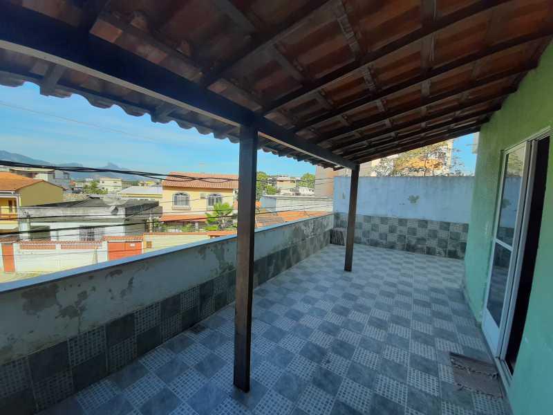 2 - Casa em Condomínio 2 quartos à venda Curicica, Rio de Janeiro - R$ 370.000 - SVCN20056 - 3