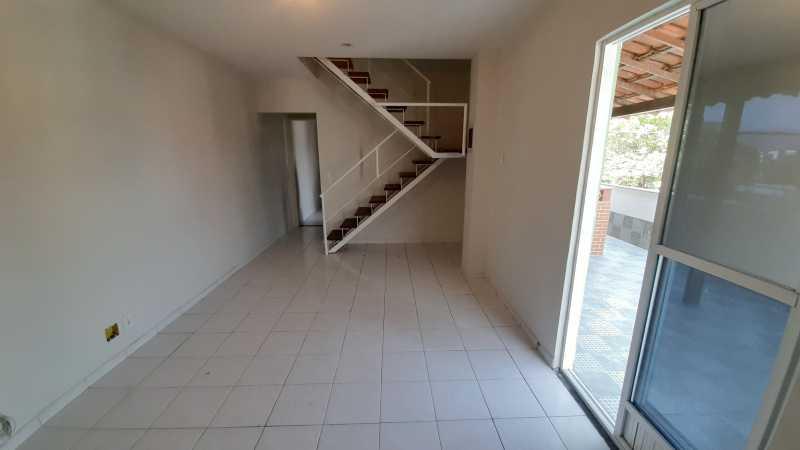 3 - Casa em Condomínio 2 quartos à venda Curicica, Rio de Janeiro - R$ 370.000 - SVCN20056 - 4