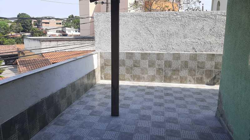 24 - Casa em Condomínio 2 quartos à venda Curicica, Rio de Janeiro - R$ 370.000 - SVCN20056 - 25