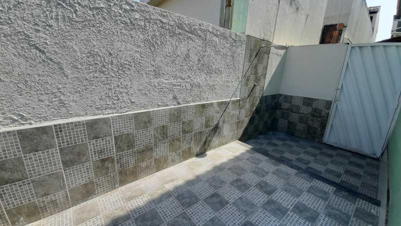 25 - Casa em Condomínio 2 quartos à venda Curicica, Rio de Janeiro - R$ 370.000 - SVCN20056 - 26