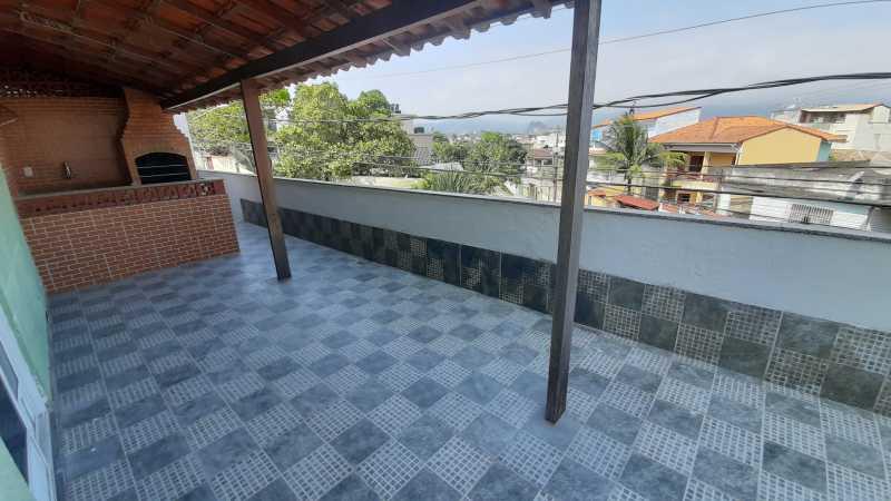 26 - Casa em Condomínio 2 quartos à venda Curicica, Rio de Janeiro - R$ 370.000 - SVCN20056 - 27