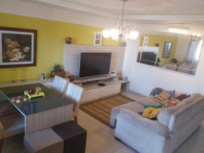 1 - Casa 3 quartos à venda Curicica, Rio de Janeiro - R$ 530.000 - SVCA30033 - 1