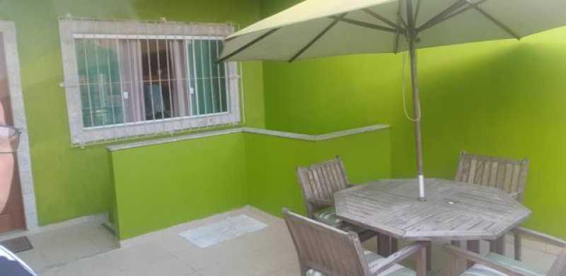 12 - Casa 3 quartos à venda Curicica, Rio de Janeiro - R$ 530.000 - SVCA30033 - 12