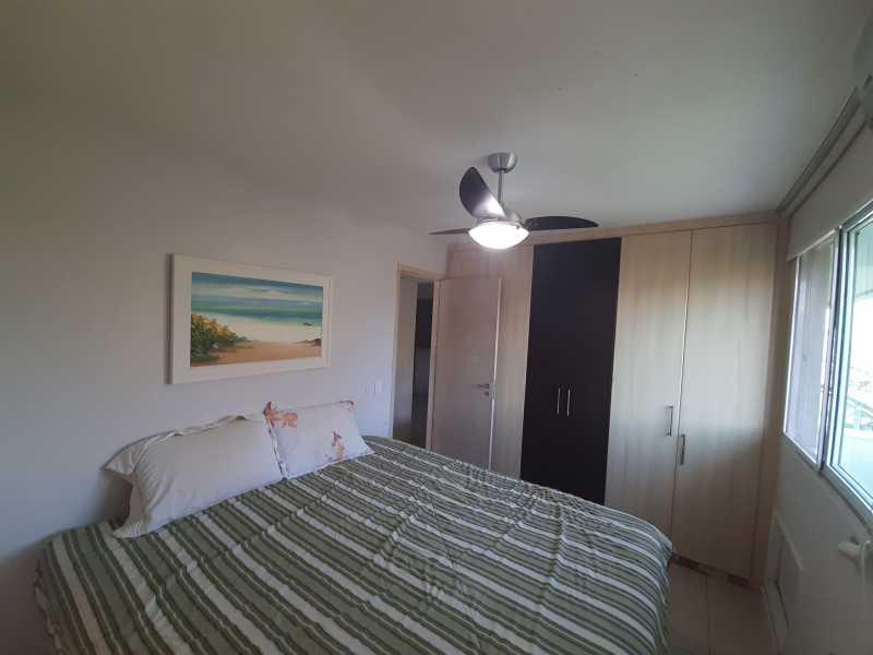 8 - Apartamento 2 quartos à venda Recreio dos Bandeirantes, Rio de Janeiro - R$ 420.000 - SVAP20418 - 9