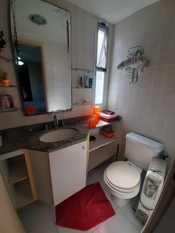 10 - Apartamento 2 quartos à venda Recreio dos Bandeirantes, Rio de Janeiro - R$ 420.000 - SVAP20418 - 11