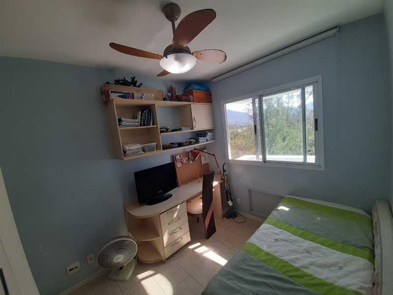 12 - Apartamento 2 quartos à venda Recreio dos Bandeirantes, Rio de Janeiro - R$ 420.000 - SVAP20418 - 13