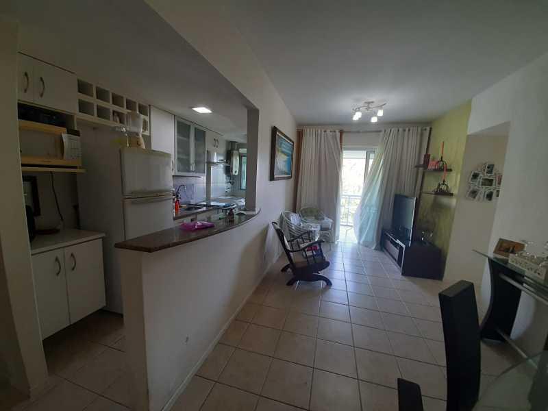 6 - Apartamento 2 quartos à venda Recreio dos Bandeirantes, Rio de Janeiro - R$ 420.000 - SVAP20418 - 7